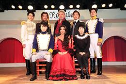 2018年2月ミュージカル「ロマーレ」制作発表