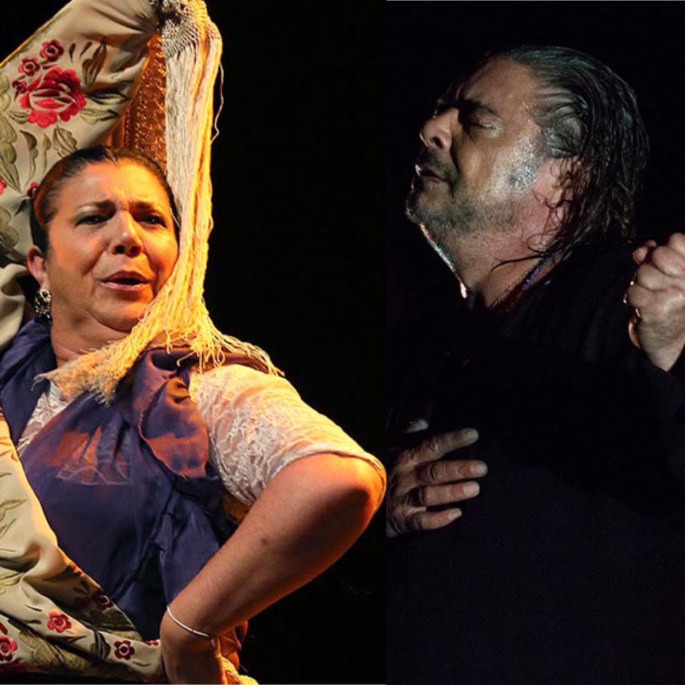 Antonio Canales & Carmen Ledesma Gruop